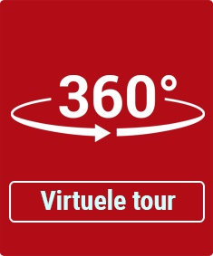 Button 360 graden tour om virtuele rondleiding te starten